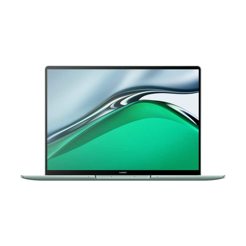 HUAWEI MateBook 14s, Intel® Core™ i7-11370H, 16 GB RAM, 512 GB NVMe PCIe SSD, 14,2 Zoll 2.5K 90 Hz FullView-Touch-Display, Windows 10 Home, QWERTZ layout, Spruce Green