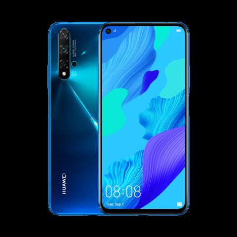 Huawei Nova 5t Blu