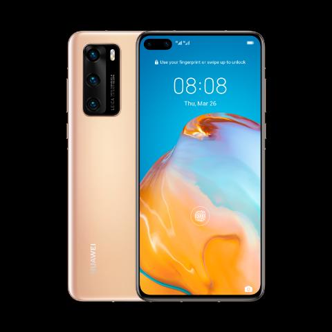 Huawei P40 5g Blush Gold