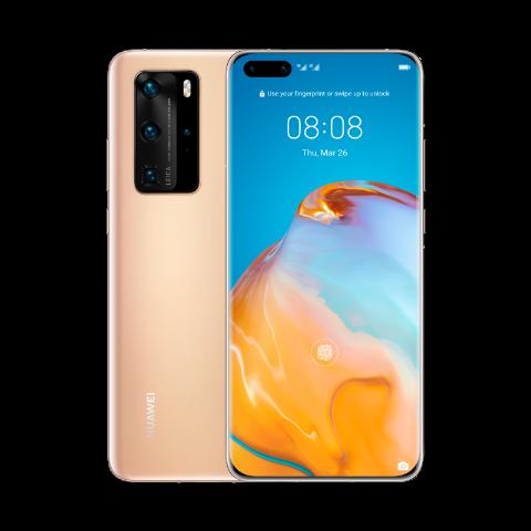 Image of Huawei P40 Pro 5g Blush Gold