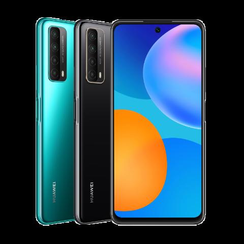 HUAWEI P smart 2021 Полночный черный