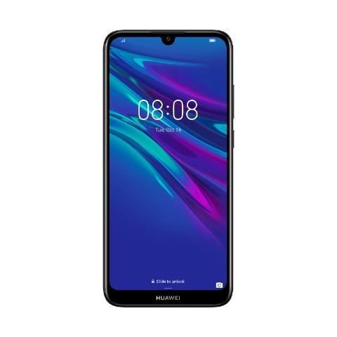 HUAWEI Y6 Prime 2019 4G LTE 2GB+32GB Modern Black