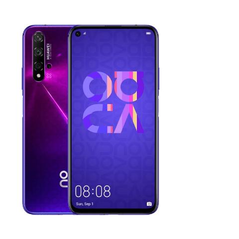 HUAWEI nova 5T 4G LTE 8GB+128GB Purple