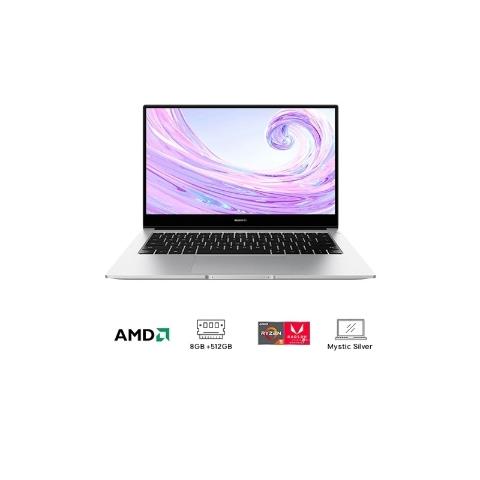 HUAWEI MateBook D 14 R5 8GB+ 512GB Mystic Silver