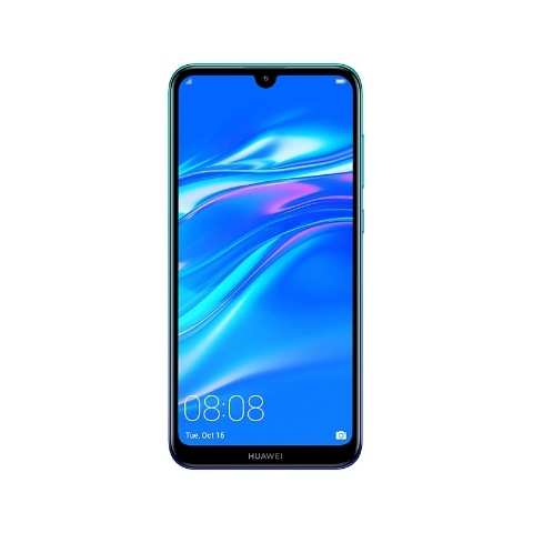 HUAWEI Y7 Prime 2019 New Edition 4G LTE 4GB+64GB Aurora Purple