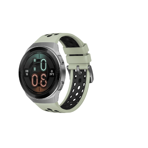 HUAWEI WATCH GT2e Mint Green TPU Strap