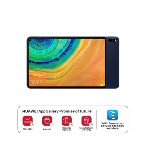 HUAWEI MatePad Pro WiFi 6GB+128GB Midnight Grey