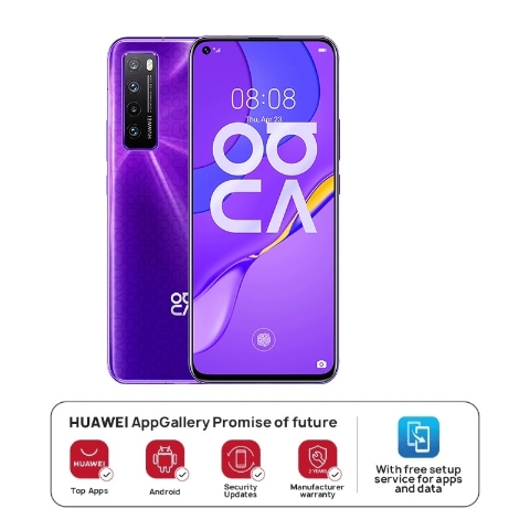 HUAWEI nova 7 5G 8GB+256GB Midsummer Purple