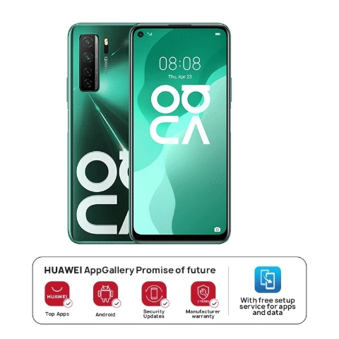 HUAWEI nova 7 SE 5G 8GB+128GB Crush Green