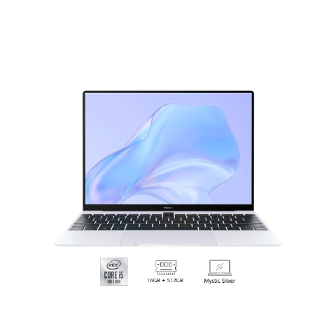 HUAWEI MateBook X 2020 i5 16GB+ 512GB Touch Screen Mystic Silver