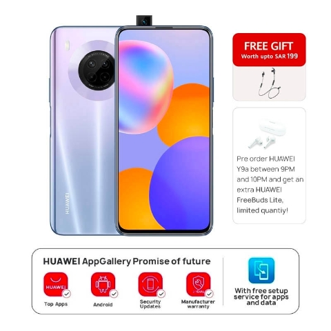 HUAWEI Y9a 8GB+128GB Space Silver