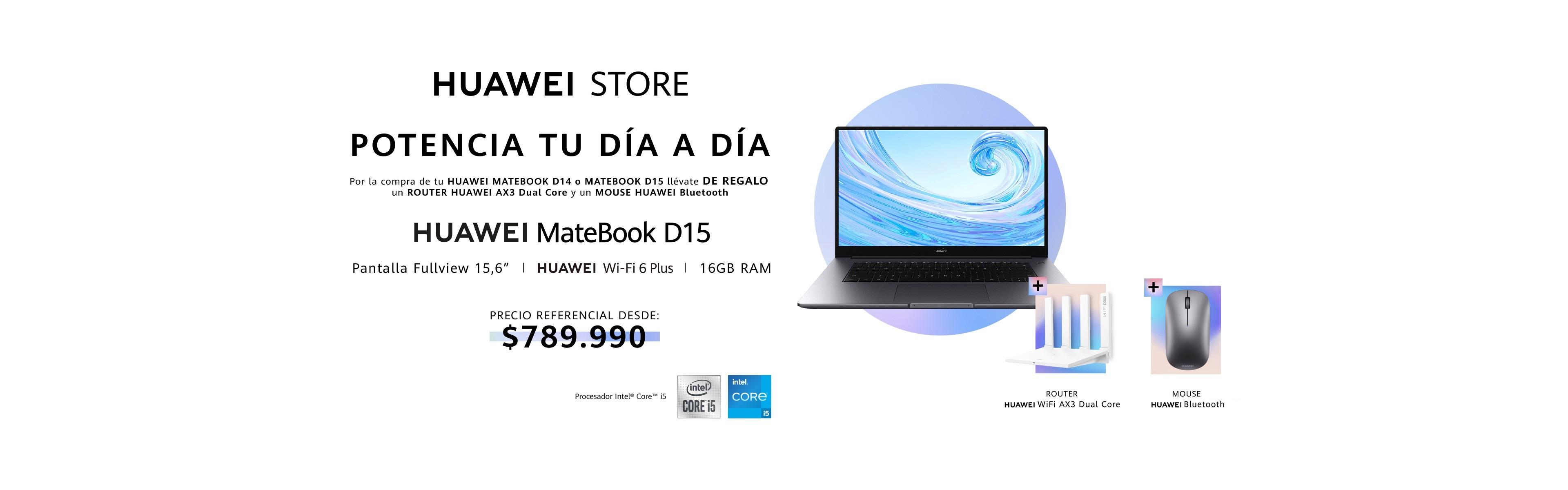 MateBook 15
