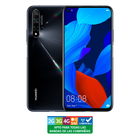 HUAWEI Nova 5T single card