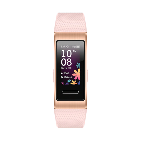 HUAWEI Sport Band 4 Pro Pink Gold