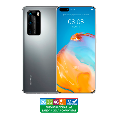 HUAWEI P40 Pro 8GB+256GB Silver Frost