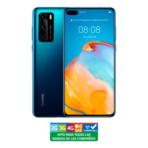 HUAWEI P40 8GB+128GB Deep Sea Blue