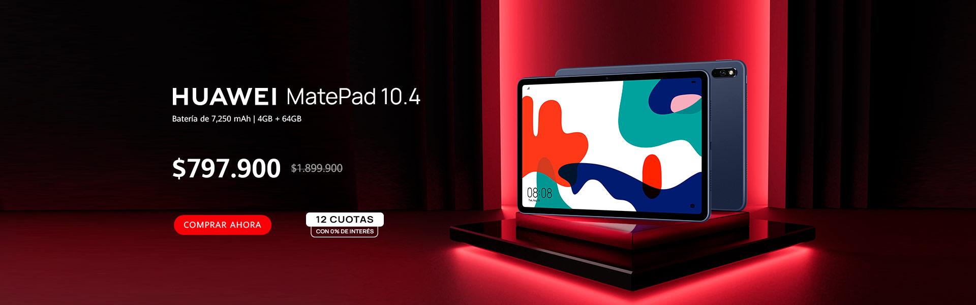 MatePad wifi 10punt4