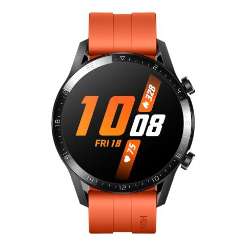 HUAWEI Watch GT 2 (46 mm, Naranja)