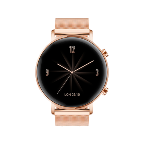 HUAWEI Watch GT 2 Gold 42 mm