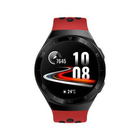 HUAWEI Watch GT 2e (Lava Red)