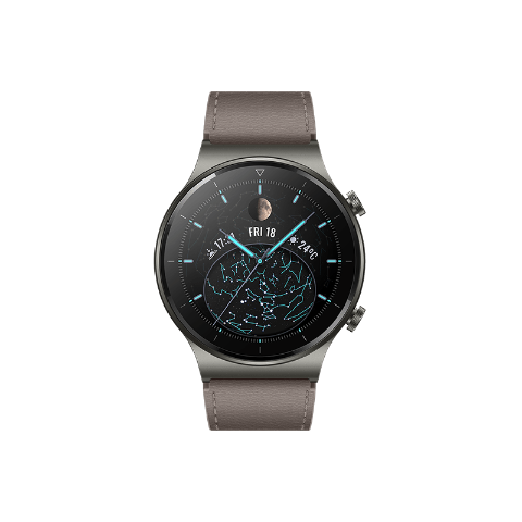 HUAWEI Watch GT 2 Pro Classic (Nebula Gray)