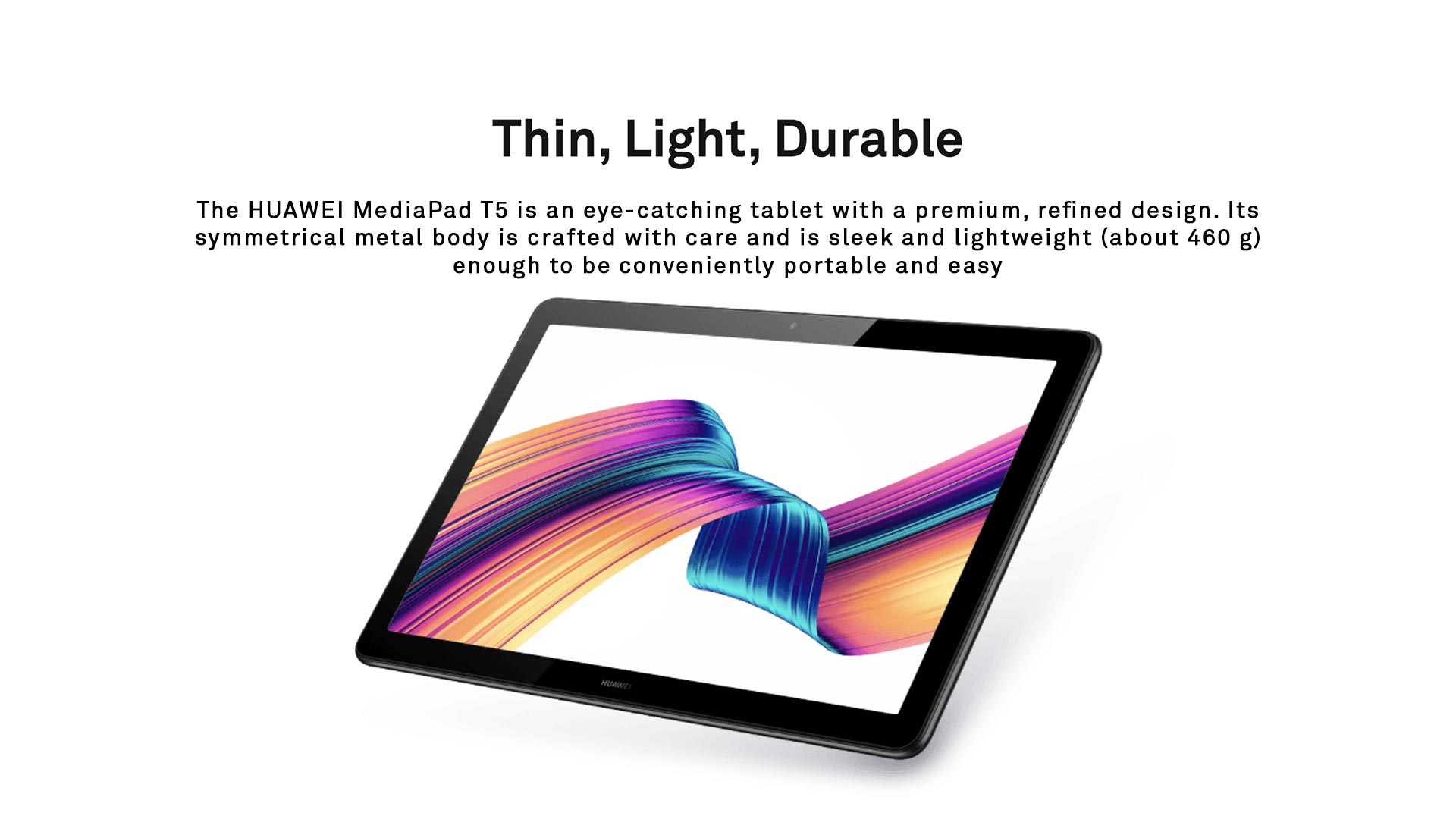 MediaPad-T5!