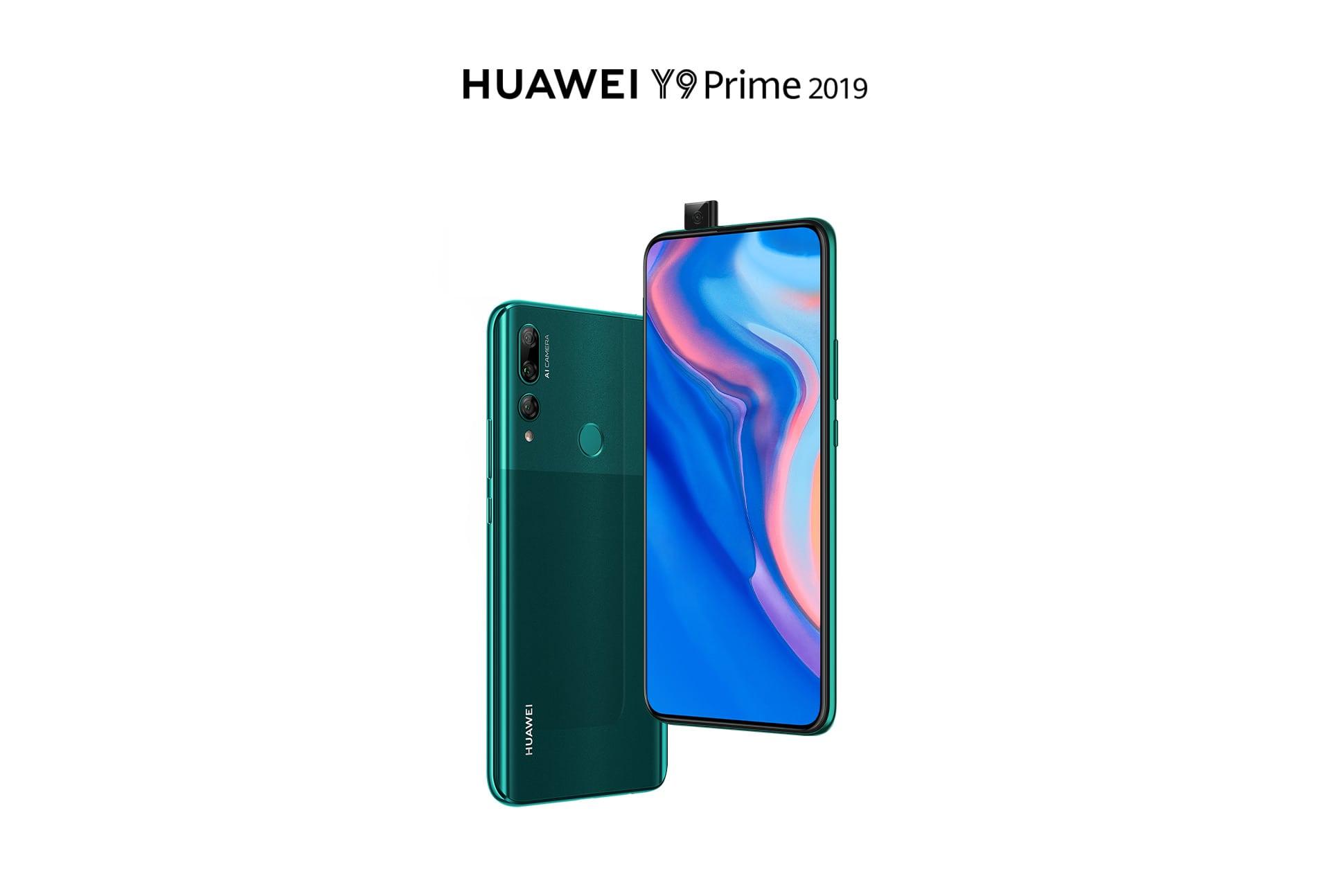 Honor Y9 Prime 2019!